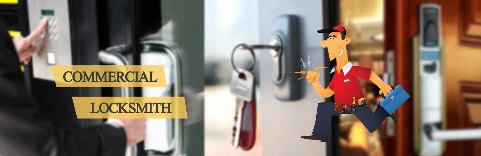 Philadelphia Commercial Locksmith